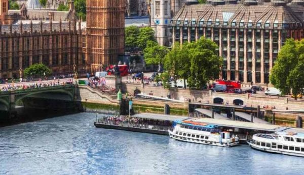 Suggested itinerary for a day trip to London