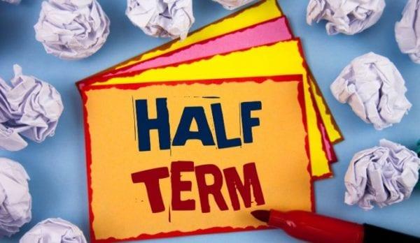 activities february half term